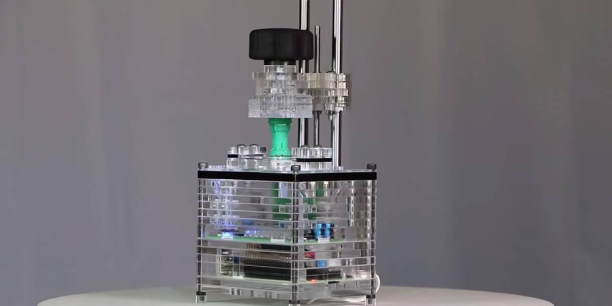 iBox Nano, la impresora 3D con SLA más pequeña y barata