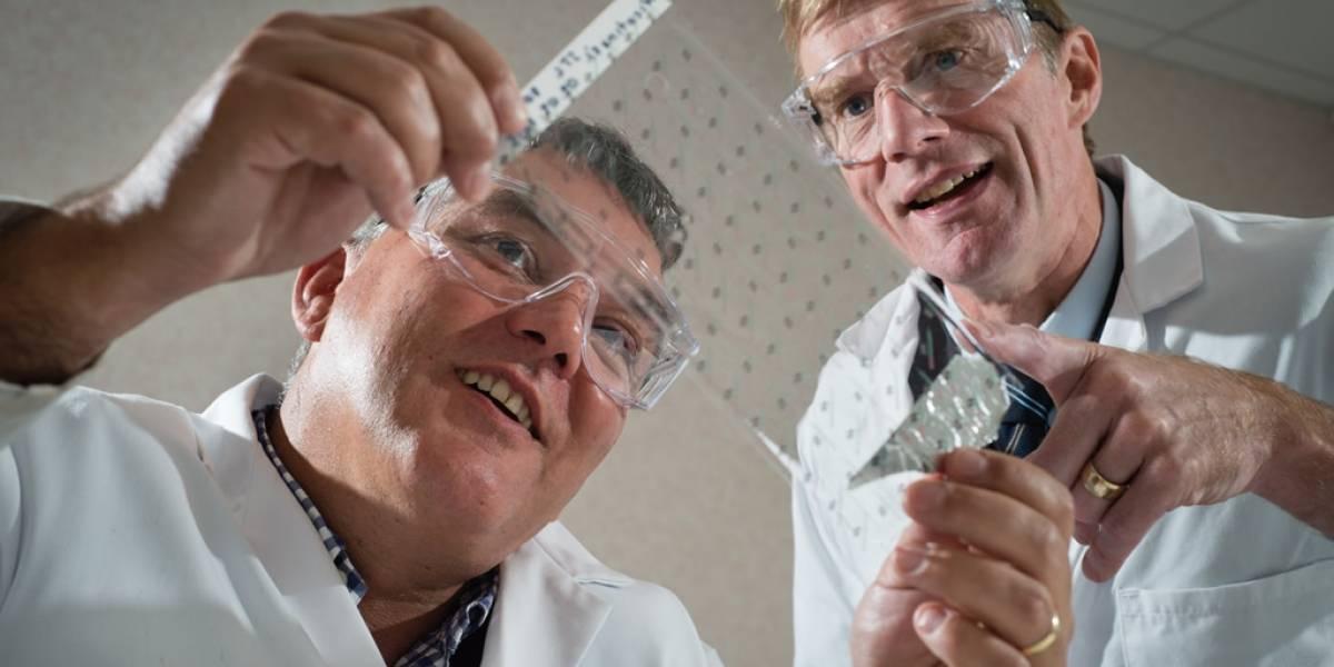 Investigadores crean el primer parche de ibuprofeno