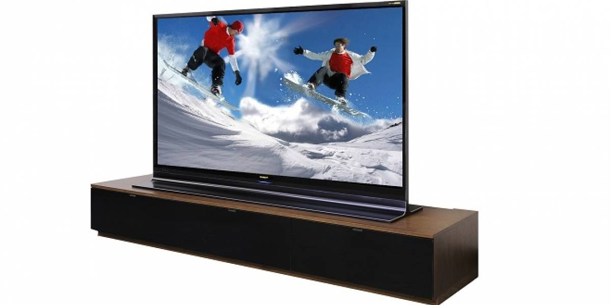 CES 2013: Sharp renueva su linea de televisores LED, integrando Ultra HD a su oferta