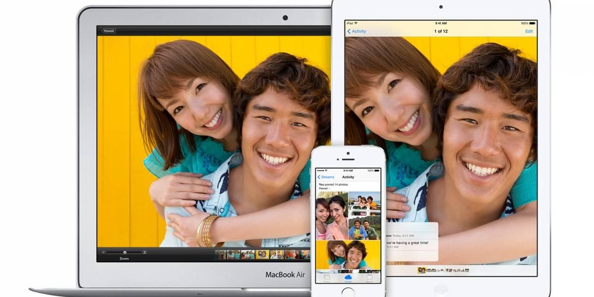 Apple ya avisa cuando alguien accede a tu cuenta de iCloud