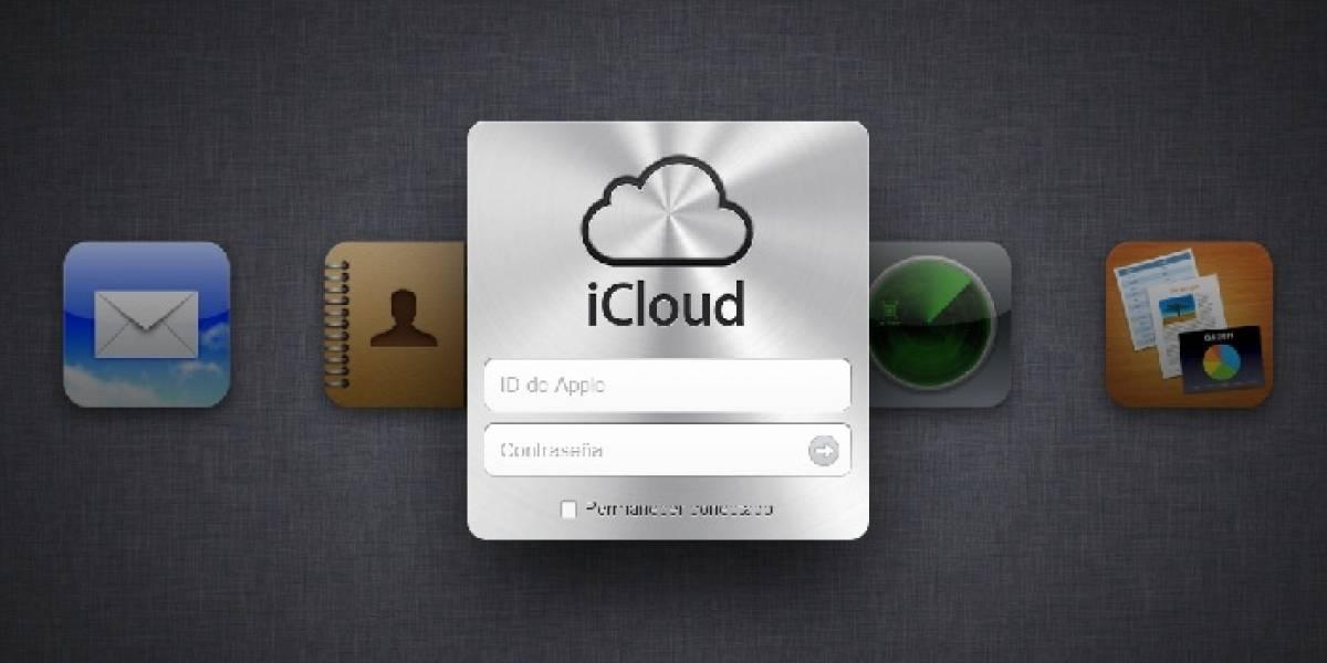 iCloud ya está disponible para las masas