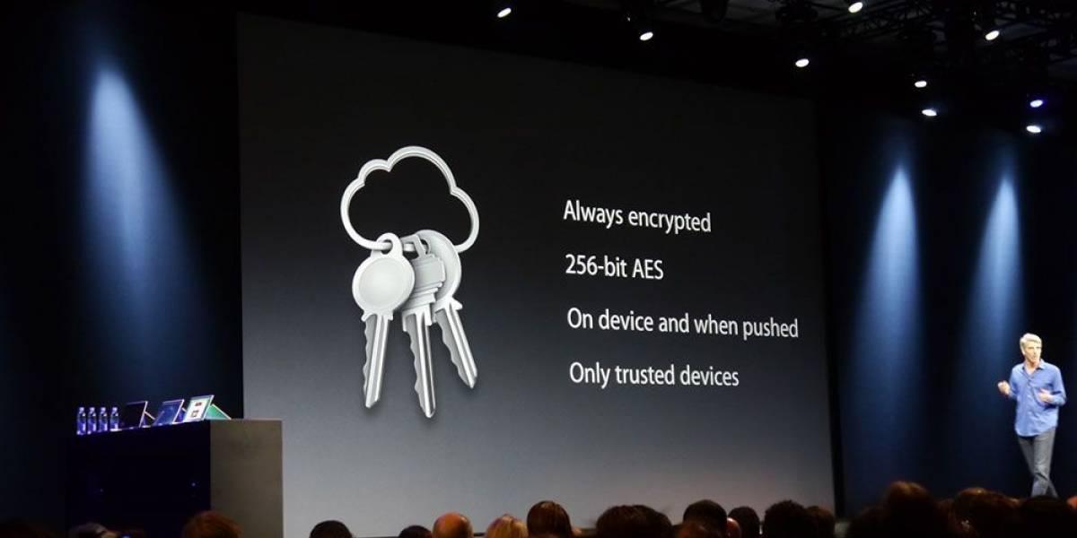 iCloud Keychain es la apuesta de Apple para que no necesites recordar passwords #WWDC13