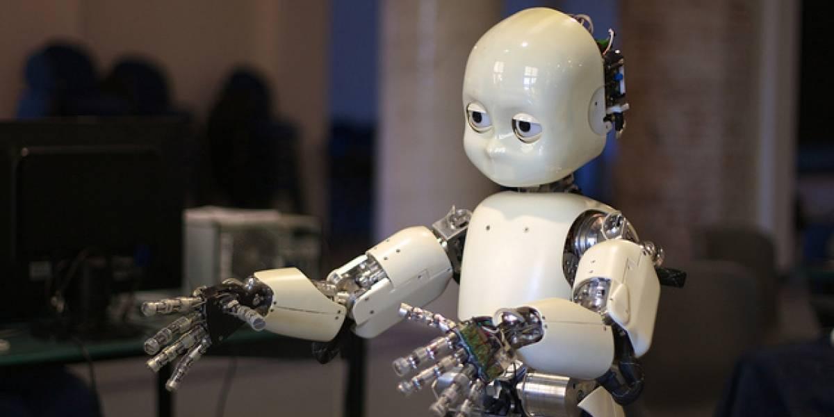 Nominan a un robot como portador de la antorcha olímpica en Londres 2012