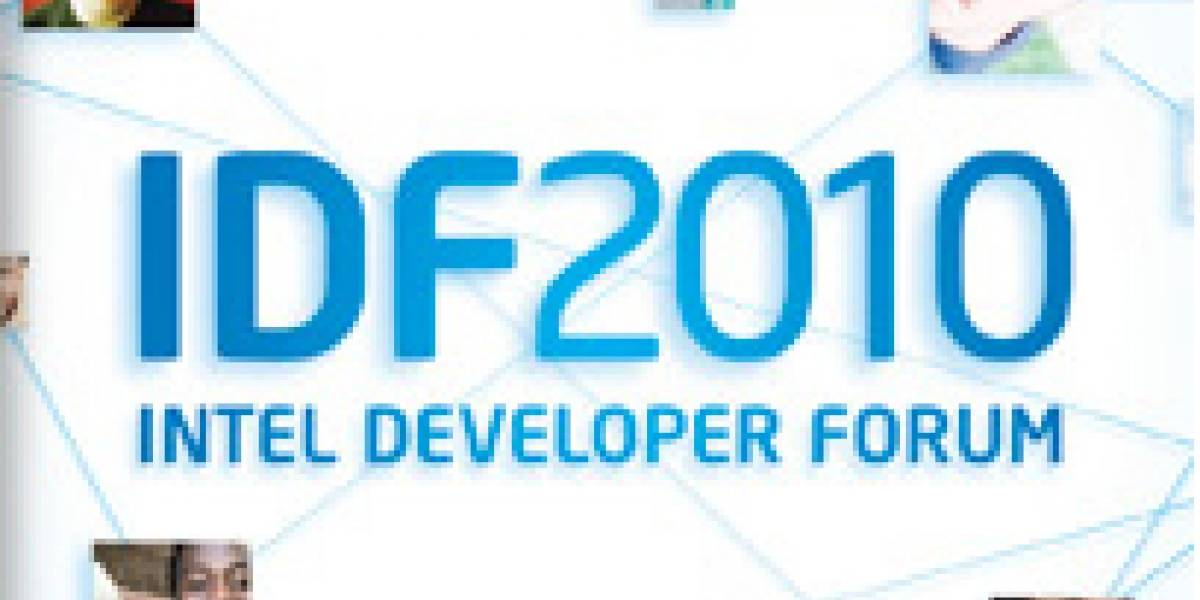 IDF 2010: El futuro según Intel