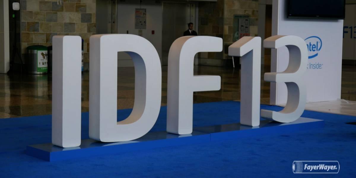 Movilidad: La apuesta de Intel para IDF 2013