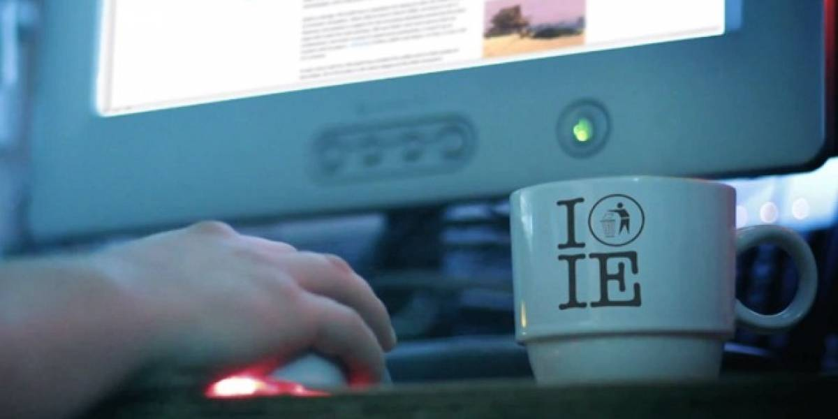 Internet Explorer lanza comercial donde convence a un troll de que está mejorando