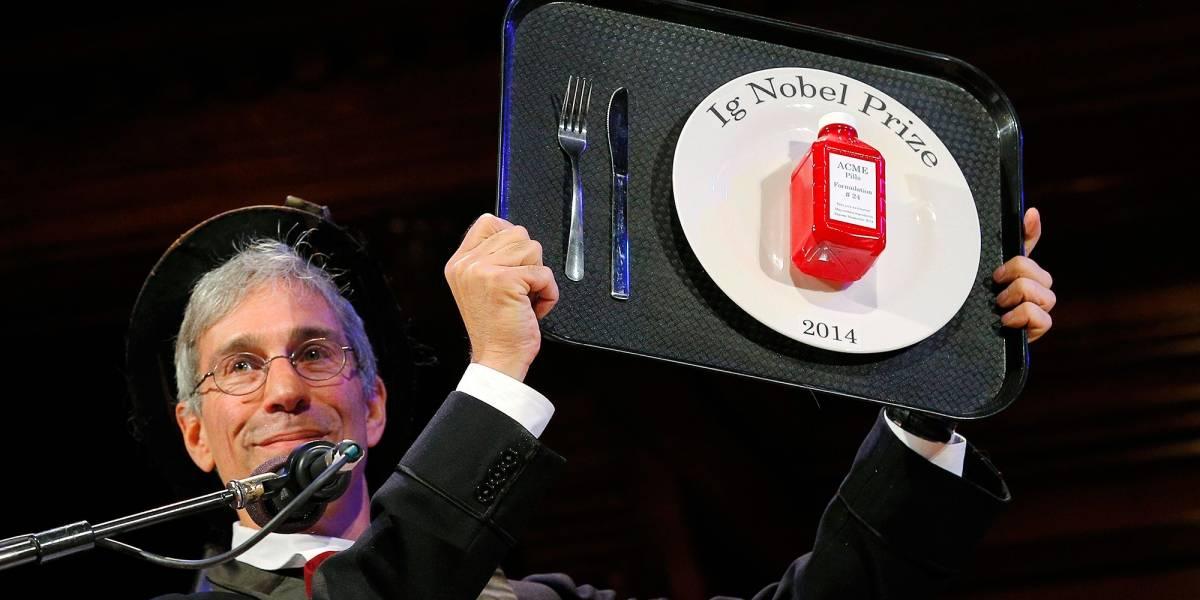 Estos fueron los galardonados 2014 con los premios igNobel