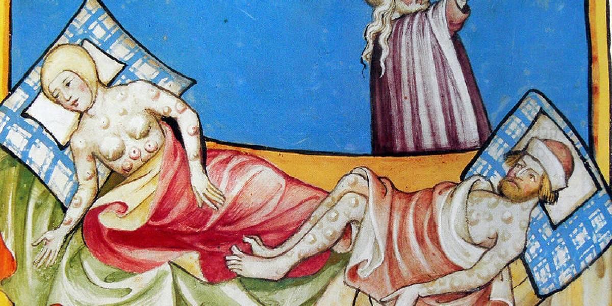 Casi siete siglos después, científicos descubrieron el origen de la peste negra