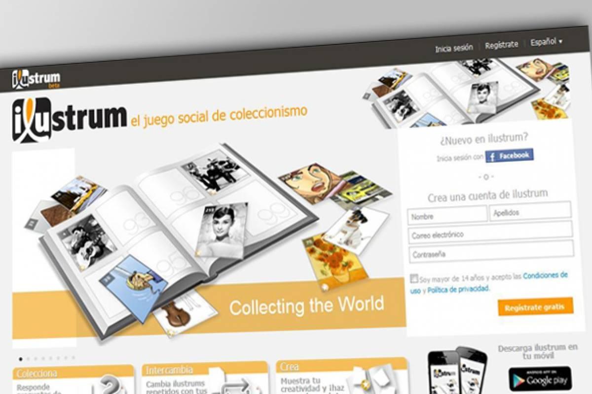 Espa a las colecciones de cromos triunfan en la red for Colecciones en red