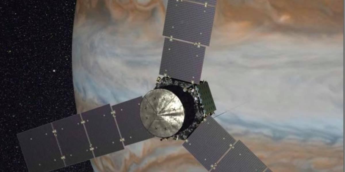 Sonda Juno inició su viaje con destino a Júpiter