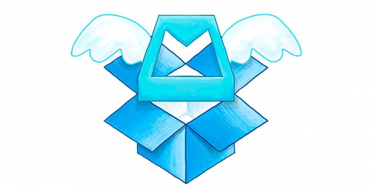 Dropbox habría pagado más de 50 millones de dólares por Mailbox