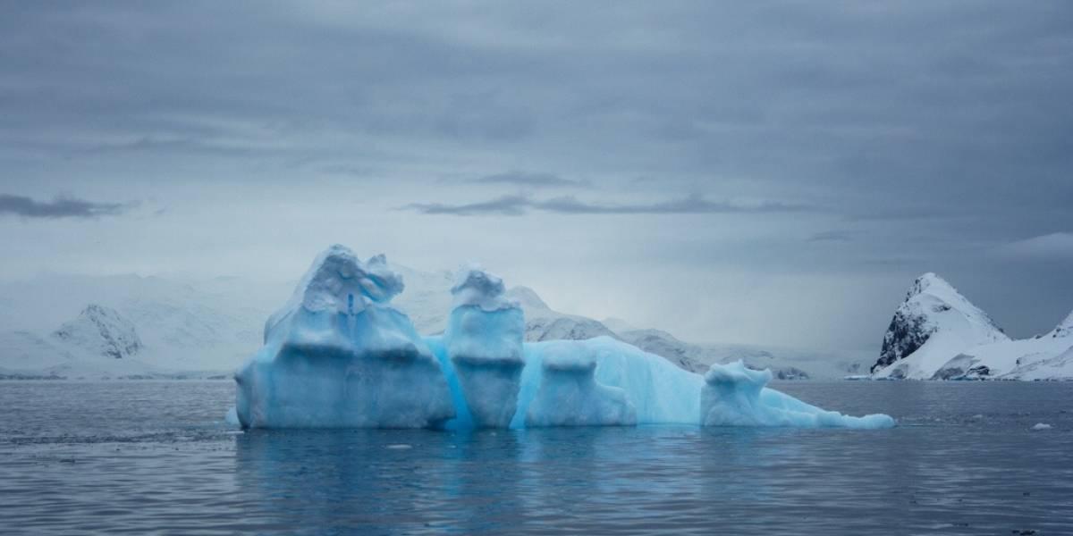 El cambio climático causó una alteración en la gravedad