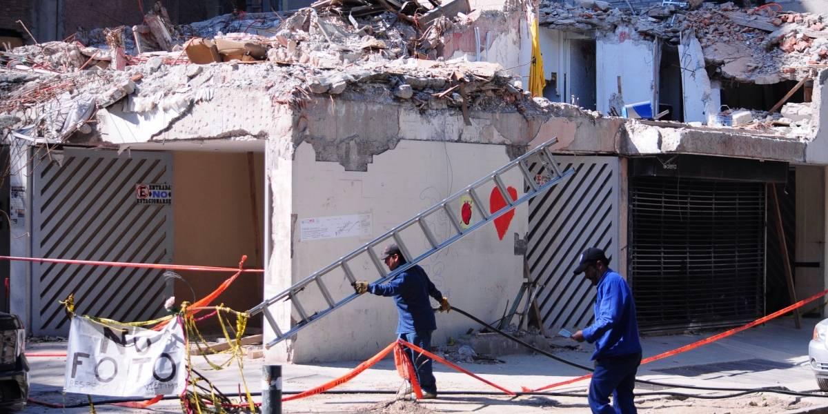 GCDMX condonará predial y agua a inmuebles afectados por sismo 19-S