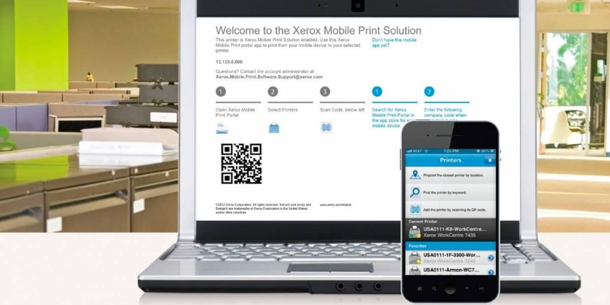 Xerox simplifica las tareas con ConnectKey