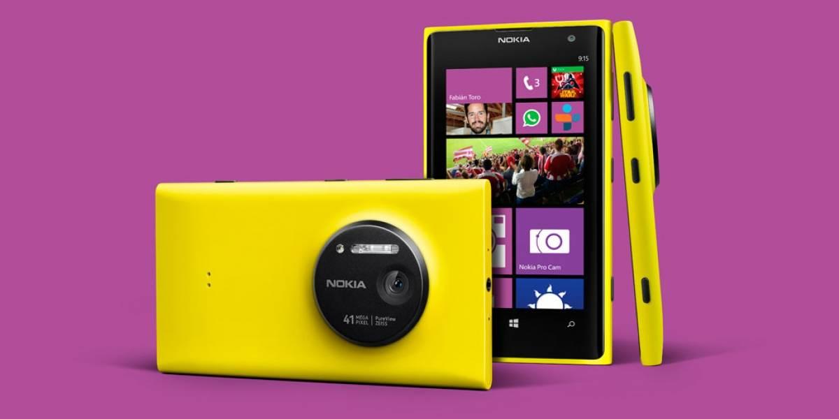 Nokia Lumia 1020, una cámara profesional que puedes llevar en el bolsillo