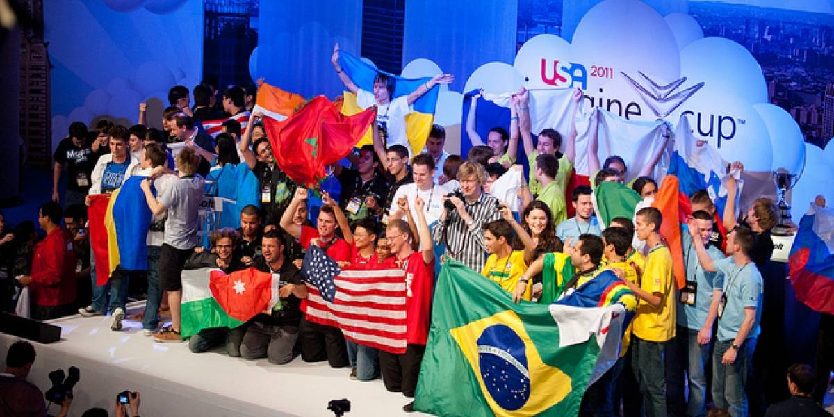 Chile y Colombia llegaron a la semifinal de Imagine Cup