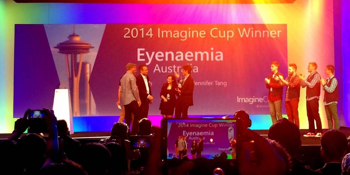 Australia se lleva la Imagine Cup 2014