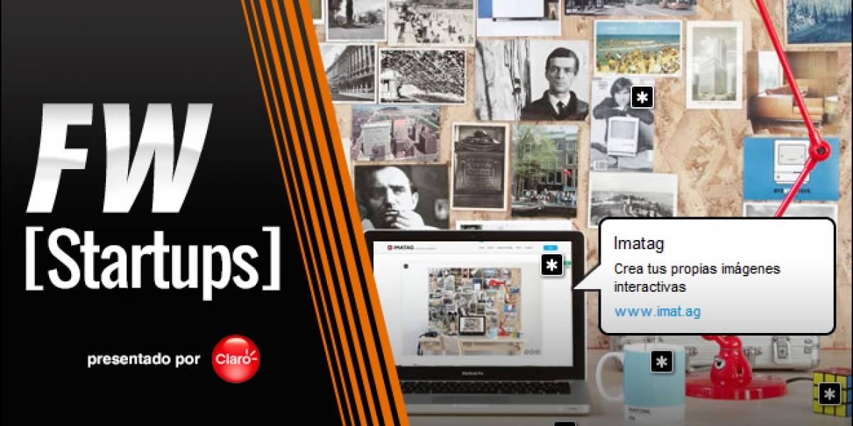 IMATAG, etiquetando fotos en toda la web [FW Startups]