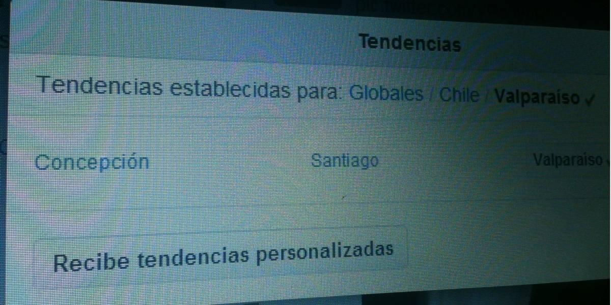 Guadalajara y Valparaíso entre las 100 nuevas ciudades con Trending Topics de Twitter