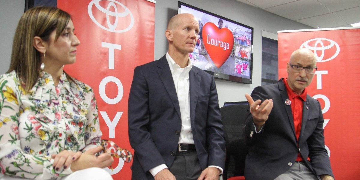 Toyota de P.R. cierra 2017 con una participación de mercado de 33.4%