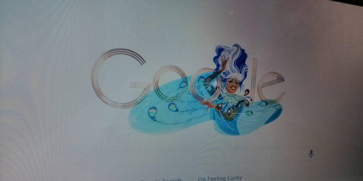 ¡Azúcar! Google homenajea a Celia Cruz
