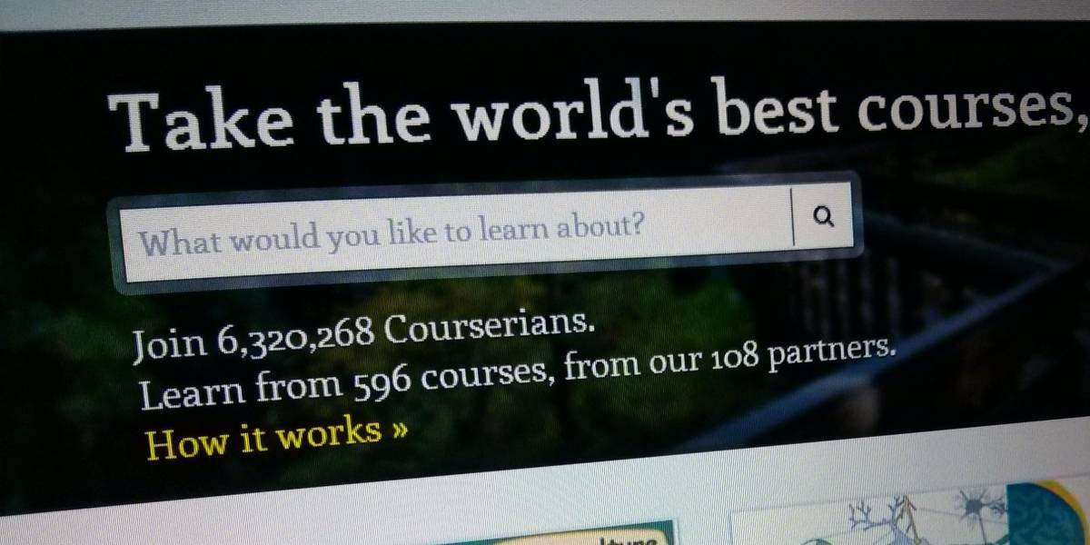 Coursera fue obligado por EE. UU. a bloquear el acceso a sus cursos en Iran, Cuba y Sudán