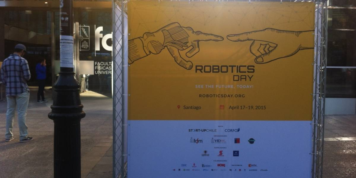 Así fue la segunda jornada del Robotics Day 2015