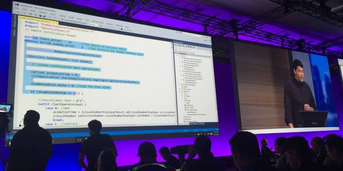 Microsoft lanza Visual Studio Code en multiplataforma #Build2015