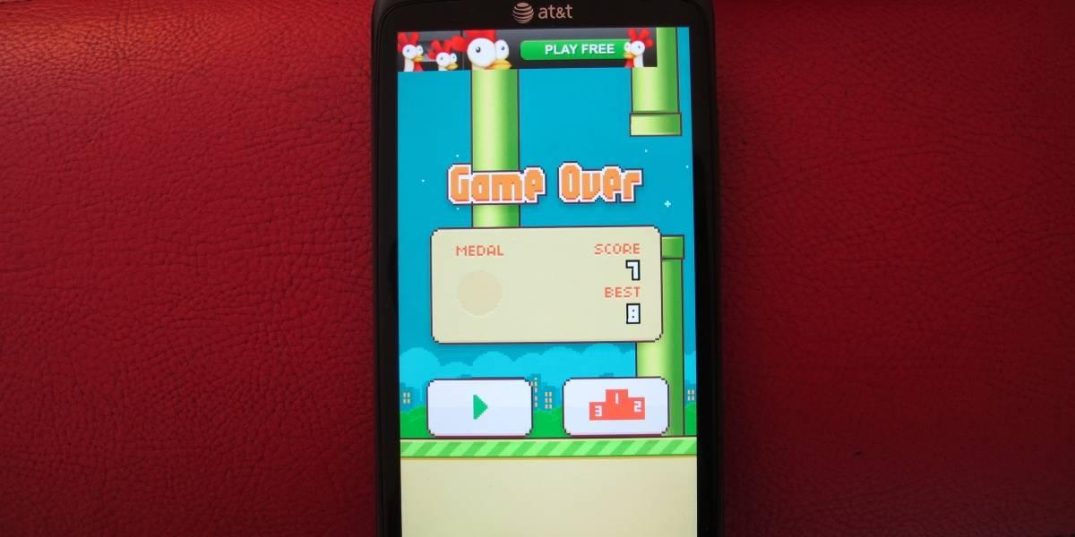 Dramático: creador de Flappy Bird no soporta el éxito y retirará el juego en las próximas horas