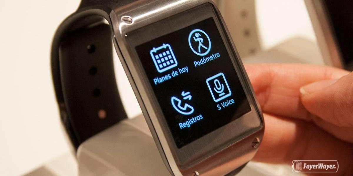 La historia del smartwatch en el comercial del Samsung Galaxy Gear