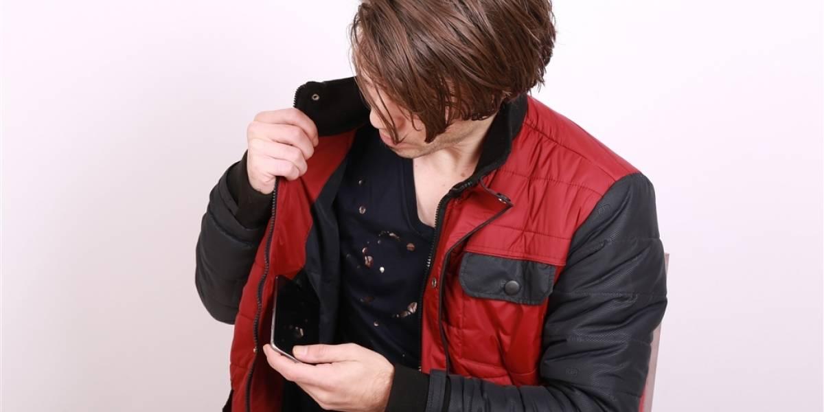 La chaqueta de autosecado de Volver al Futuro ya es una realidad