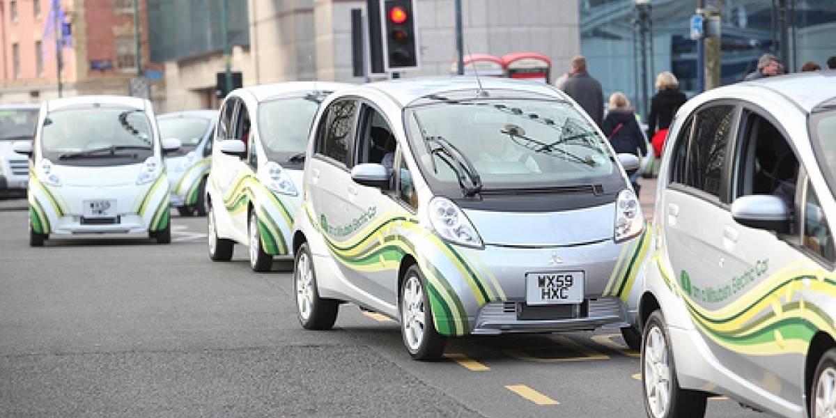 Cargador instantáneo para autos eléctricos