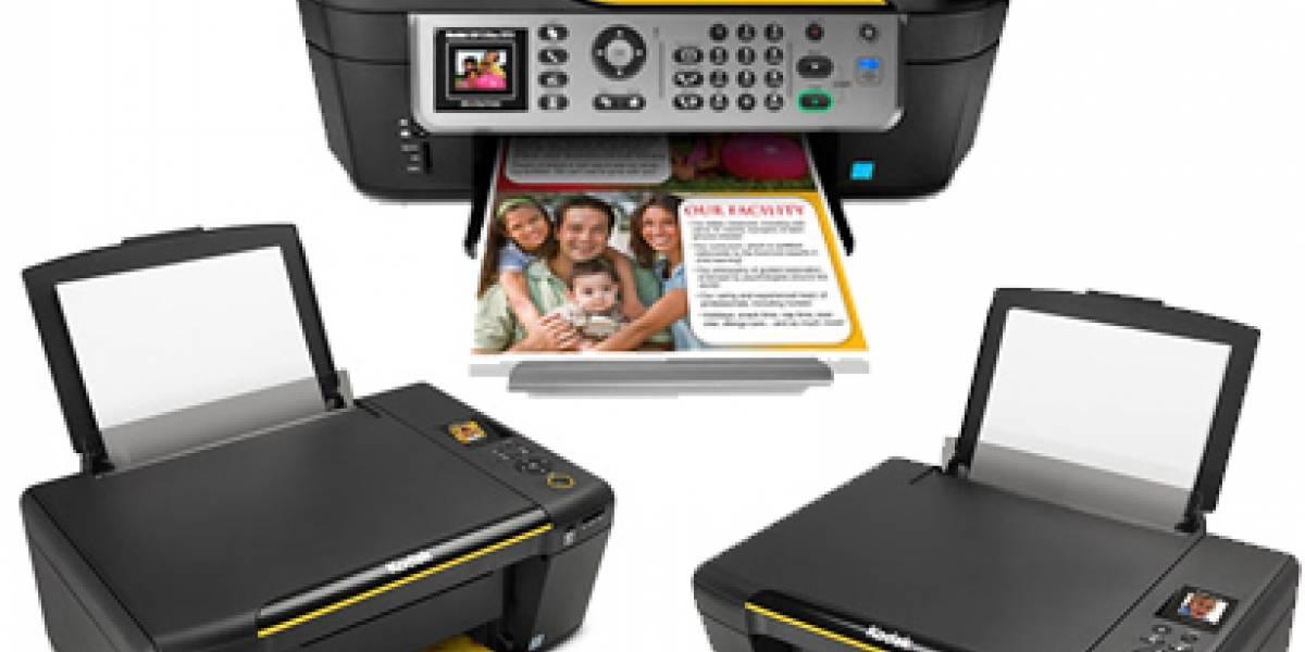 Kodak trae sus impresoras de inyección de tinta a España