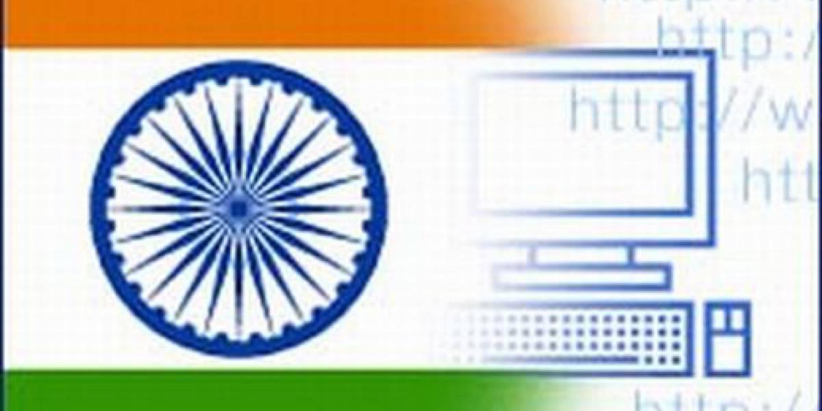 El gobierno de la India puede monitorear legalmente internet y redes sociales