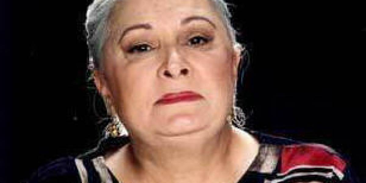 """""""Inesita"""" de """"Betty la fea""""  ahora vive en un ancianato"""