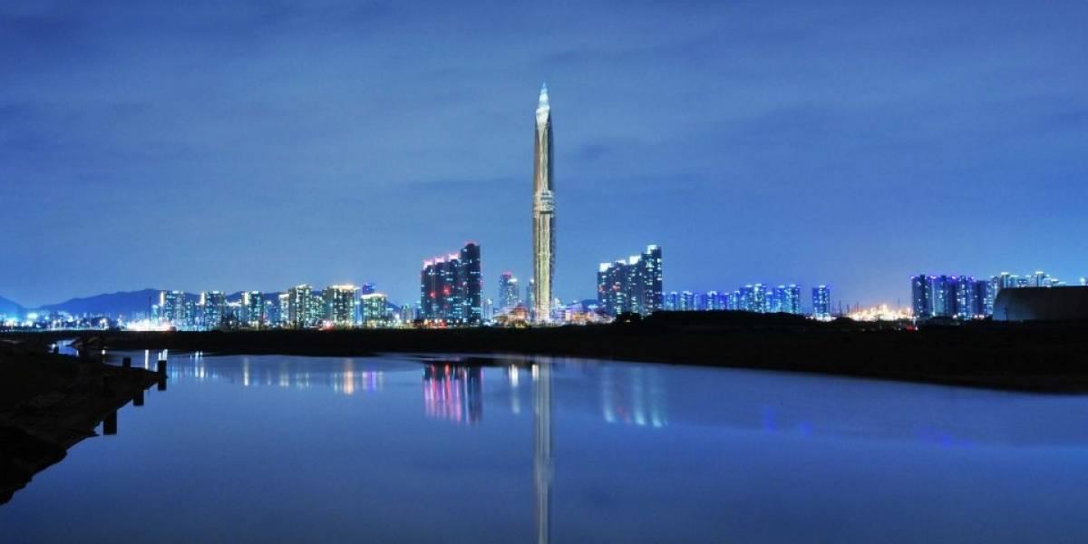 Corea del Sur quiere construir el primer rascacielos 'invisible'