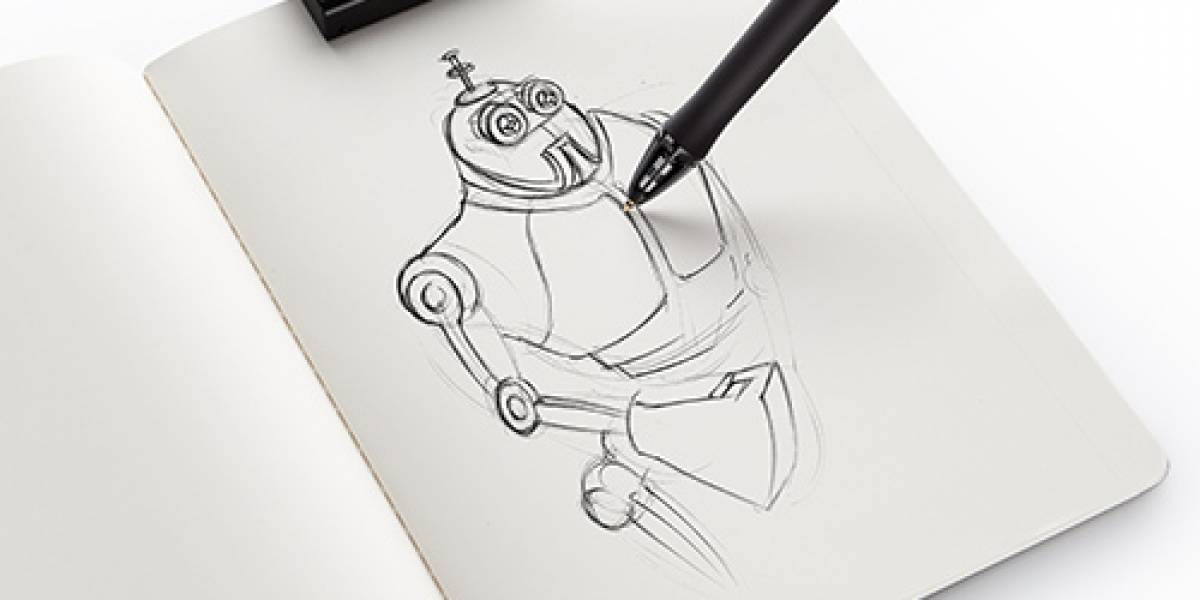 Inkling, un lápiz que traspasa lo que dibujas al PC