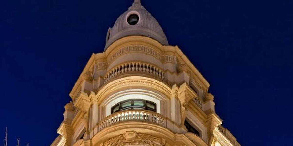 INNSIDE Madrid Génova: Máxima tecnología en un edificio histórico que espera por ti