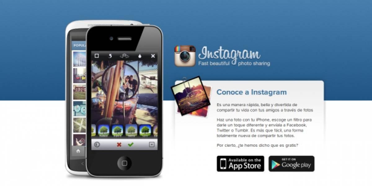 Los números de Instagram.com han subido como la espuma