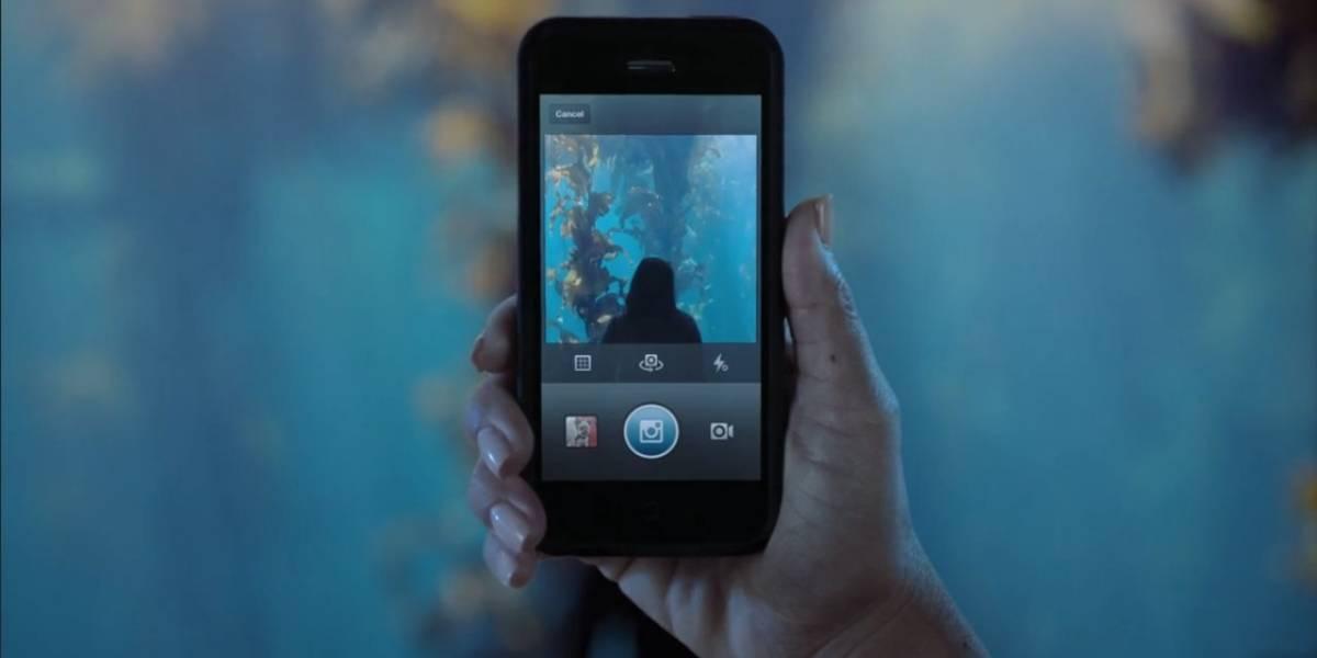 Instagram permite hacer videos de 15 segundos