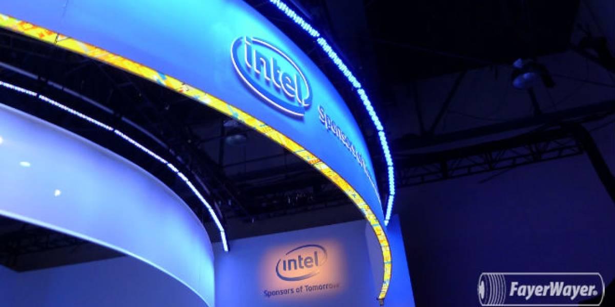 Ganancias de Intel bajaron 25% en el primer trimestre de 2013
