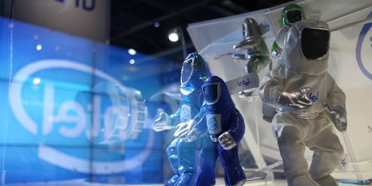 Intel dice que sus próximos procesadores Core ofrecerán 50% más tiempo de batería en laptops