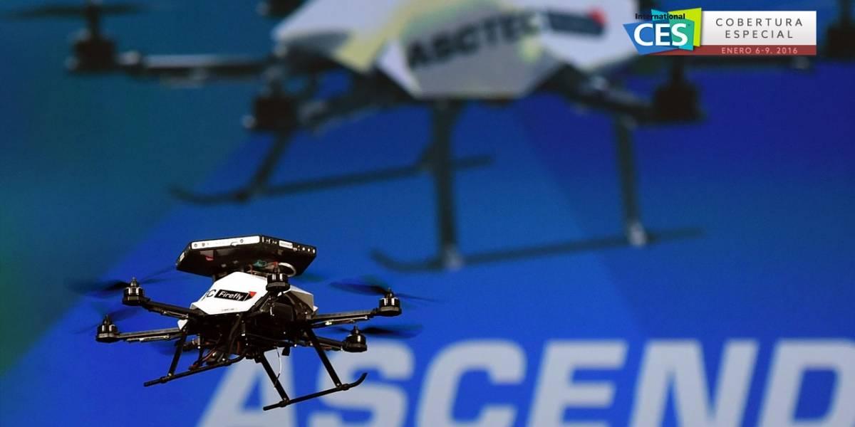 Intel adquiere la compañía de drones Ascending Technologies #CES2016