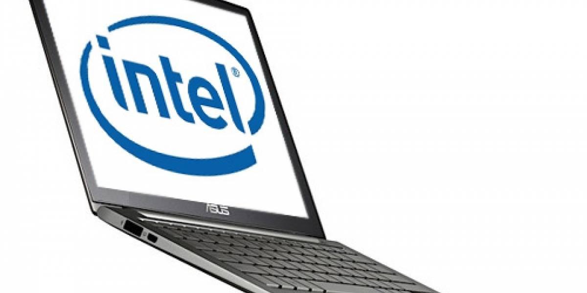 "CTX2011: Intel presenta los ""Ultrabooks"", mezcla de notebook con tablet"