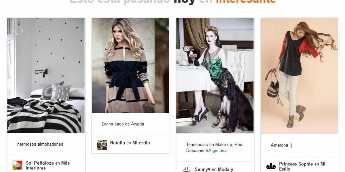 Interesante.com: La alternativa en español para compartir gustos e intereses
