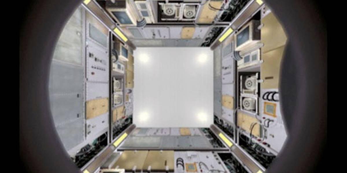 Tecnología LED en el espacio