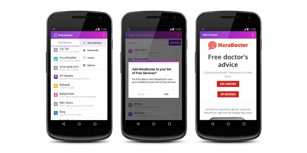Internet.org lanza plataforma para desarrolladores compatible con su nueva aplicación Android
