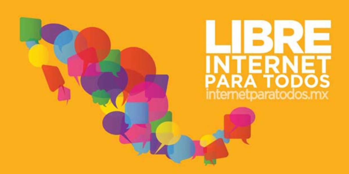 México: Iniciativa ciudadana busca dar internet gratuito al país