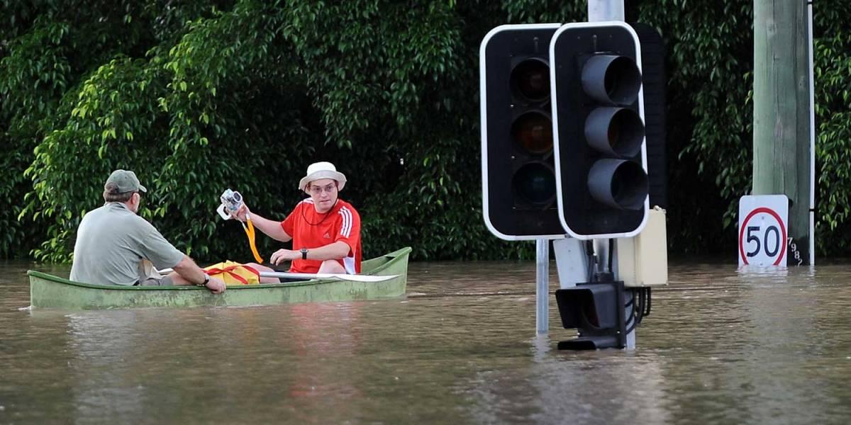 Australianos prueban sistema de alta precisión para encontrar personas en desastres