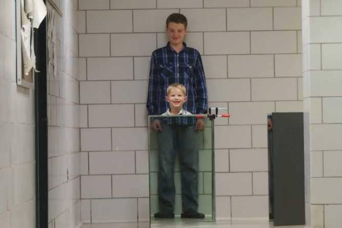 Científico crea un sistema de invisibilidad por US$150